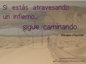 SIgue caminando