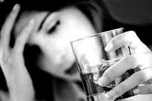 alcoholismo y depresión en mujeres